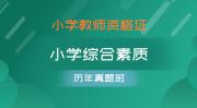 小学教师配资公司证-小学综合素质(历年真题班)