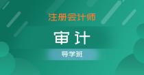 注册会计师-审计(导学班)