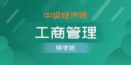 中级经济师-工商管理(导学班)