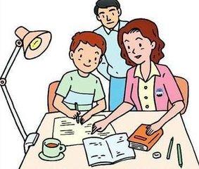 陪孩子写作业是门学问