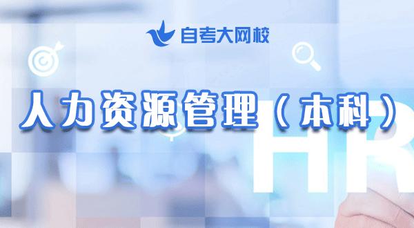 南京大学自考《人力资源管理》本科段网校