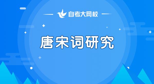 07564 唐宋词研究