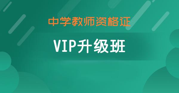 中学VIP升级班